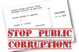 Stop Corruption Clipart